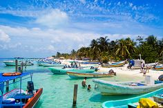 I've been here twice... It is peaceful and just relaxing........Isla de Mujeres, Mexico