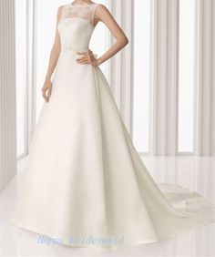 198.00$  Buy now - http://virzn.justgood.pw/vig/item.php?t=hjasaa14599 - Wedding Dress, Wedding Gown, Ivory/White Wedding Dress, Wedding Dress with Train