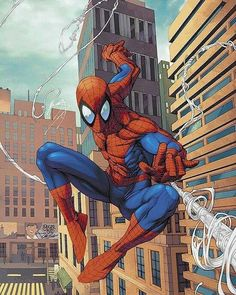 Spider-Man Art by Roger Cruz