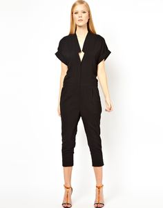 Factory By Erik Hart Jumpsuit with Kimono Sleeves