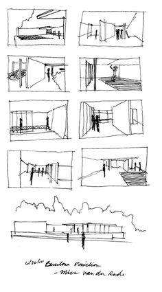 "Culture Bleue: "" Less is more "" Mies van der Rohe"