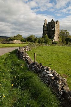 Cullahill Castle was the principal stronghold of the MacGillapatricks of Upper Ossory built around 1425 and destroyed around 1650. https://en.wikipedia.org/wiki/Cullahill_Castle