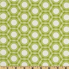 Heirloom Laminated Cotton Opal Green $13.58