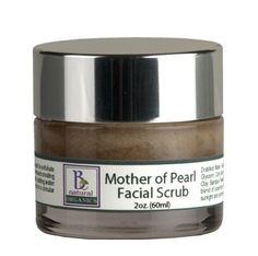 Be Natural Organics Mother of Pearl Scrub 2 Oz (60 ml) by Be Natural Organics. $21.00. Skin Type: All skin types.. Genuine mother of pearl. A microdermabrasion scrub. A microdermabrasion scrub using genuine mother of pearl to exfoliate and regenerate the skin. Surface imperfections and discolorations are removed creating a flawless complexion.  Size: 2oz. (60ml)  Skin Type: All skin types.  Directions: scrub in palm, adding water while working up a lather. Cleanse face an...