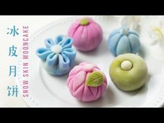 Mooncake Recipe, How To Make Snow, Moon Cake, Ethnic Recipes, Youtube, Food, Mooncake, Youtubers, Meals