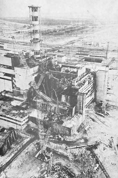 Aftermath of Chernobyl disaster, 1986