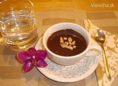 Horúca čokoláda so smotanou
