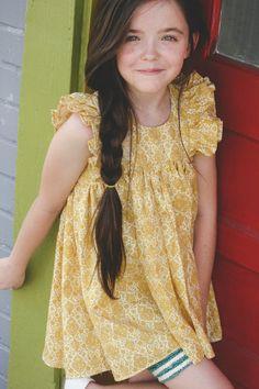Clara Pattern - Top & Bottoms by Violette Field Threads | Violette Field Threads