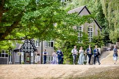 A Colourful, Joy Filled Musical Wedding at Barley Wood - Lydia Stamps Wedding Venues, Wedding Ideas, House In The Woods, Somerset, Bristol, Wedding Colors, Countryside, Gazebo, Most Beautiful