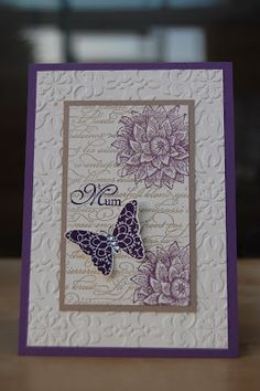 Stampin' Up! UK Order Online 24/7 - Julie Kettlewell: Stamp a Stack part 1