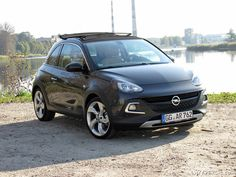 Bildergalerie: Opel ADAM Rocks in The Greyfather (Grau)