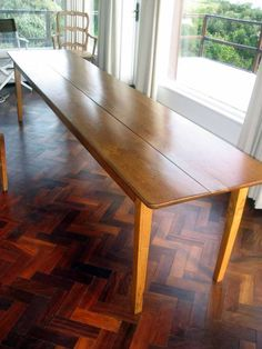 10d30179eeef 20 Best long narrow dining table images