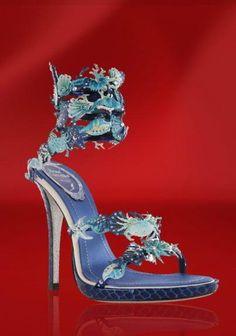 Image detail for -Rene Caovilla Bayan Abiye Ayakkabı Modelleri