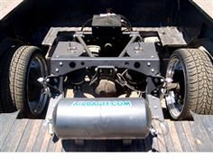 Sr Gm92 Street Ser Complete 2600 Air Bags Shocks 4 Link As Shown