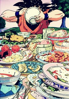 If only I had that much food *0*