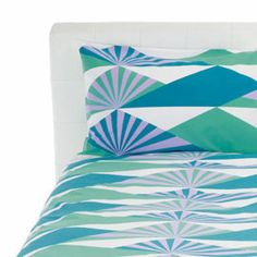 Heal's | Heal's Bed Linen Range Inspired by Lucienne Day's Sunrise - Duvet Covers - Bedding - Bedroom
