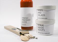 New Leaf Packaging/Branding on Behance