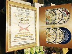 Noorani Qa'idah Cd Album Master Reading the Qur'an with Correct Pronunciation (6 Cd's)