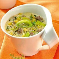 Käse-Lauch-Suppe Rezepte | Weight Watchers