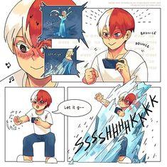 My Hero Academia Memes - beep beep 76 My Hero Academia Episodes, My Hero Academia Shouto, Hero Academia Characters, Deku Anime, Tamako Love Story, Fanarts Anime, Boku No Hero Academy, Tag Art, Nerd