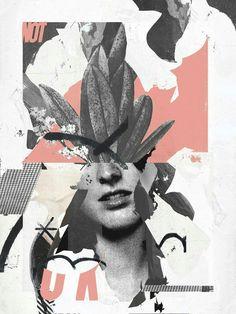 Graphics + Florals = <3