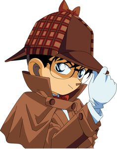 Cartoon - Detective Conan