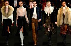 A semana de moda de Nova York é a mais extensa, com um line up recheado de novos estilistas e nomes em ascensão, além de ser o pontapé inicial a temporada i