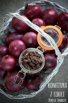 Konfitura z cebuli Plum, Fruit, Cooking, Food, Kitchen, Essen, Meals, Yemek, Brewing
