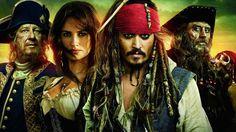 Pirates Of The Caribbean Stranger Tides Movie Wallpaper