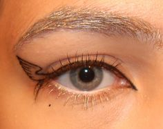 I love this look from @Sephora's #TheBeautyBoard http://gallery.sephora.com/photo/angel-wing-eyeliner-linerupsweeps-17884