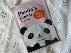 #TonyMoly Pands's dream eye patch