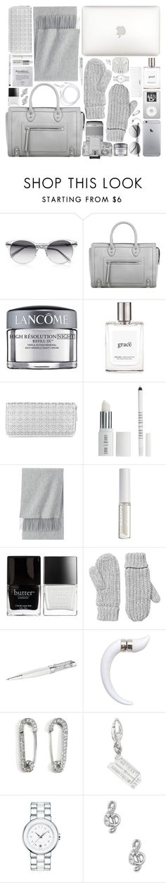 """""""I Wish That I Could Be Like The Cool Kids..."""" by hollowpoint-smile ❤ liked on Polyvore featuring Eos, Prism, Linea Pelle, Lancôme, philosophy, MICHAEL Michael Kors, Lord & Berry, Uniqlo, Butter London and Monki"""