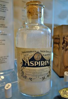 Vintage Aspirin Bottle | Flickr - Photo Sharing!
