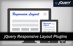 Responsive layout allows you to create specific and optimized web pages for different ranges of devices like mobile, tablet, desktop and etc.
