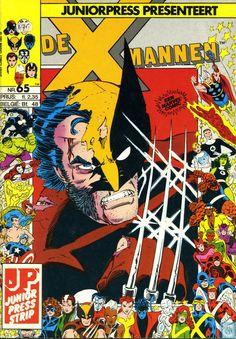 Strips - X-Men - De X-mannen 65