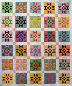 Old Fashioned Quilt