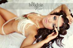 wedding boudoir photos