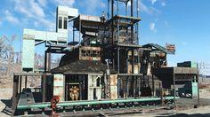 Fallout 4 - DLC Contraptions Workshop #Shooter #Fallout4 #PC #PlayStation4 #XboxOne #Bethesda #VaultTEC #ContraptionsWorkshop