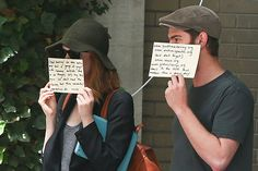 8 Times Emma Stone & Andrew Garfield Were The Most Adorable Couple Ever