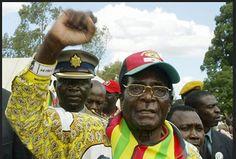 Mugabe Bans the Color White