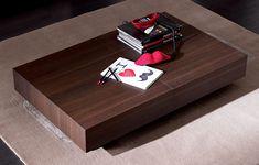 Mesa de centro convertible en mesa de comedor Moderna Box | deseo un ...