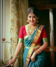 Saree Wedding, Cool Pictures, Sari, Indian, Photo And Video, Makeup, Profile, Beautiful, Instagram