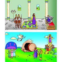 Beginners Bible Easter Story Flannelboard Figures - Pre-Cut Little Folks Visual http://www.amazon.com/dp/B0006V5666/ref=cm_sw_r_pi_dp_QCn3wb03707BZ