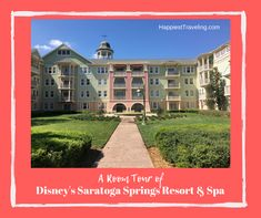 Disney's Saratoga Sp