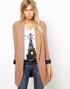 Oasis – Taillierter Mantel