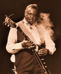 Grandes Guitarristas: Albert King: