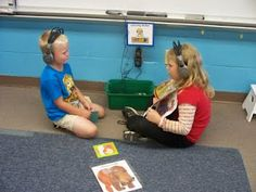 Wireless headphones provide flexibility and freedom of movements, enabling students to read comfortably. http://www.califone.com/blog/2009/08/06/wireless-learning-with-infrared/ #edchat #reading #strugglingreaders #tools
