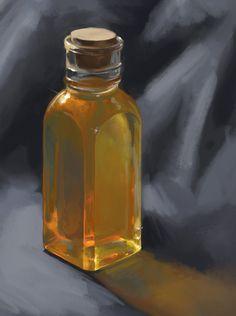 Honey Study by Rowkey.deviantart.com on @DeviantArt