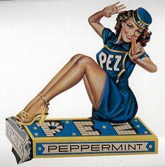 Pez Girl