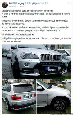BMW Hungary - Kamu/Átverős Oldal Listázó